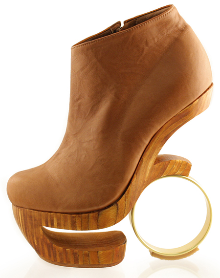 Coco Boot - Brown Washed