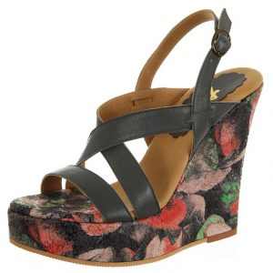 Salina Wedge - Grey