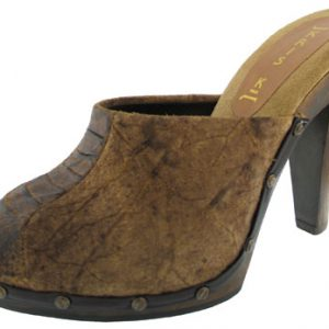 Safari II Platform - Antique Brown