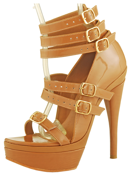Holly Platform - Camel Patent